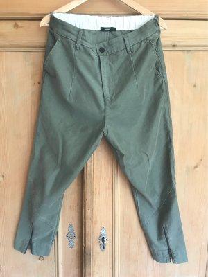 Bassike Pantalone chino cachi