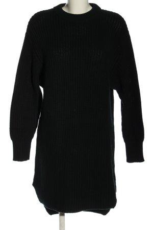 Bassike Abito di maglia nero stile casual