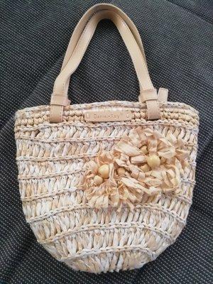 Bast Handtasche von Daniel Ray