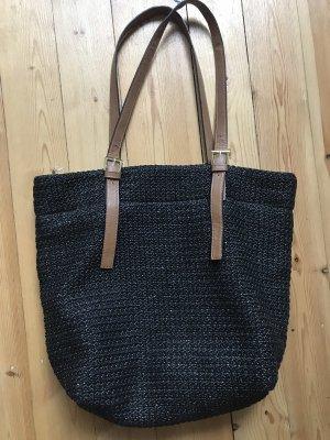 Pieces Basket Bag multicolored