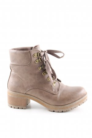 Bata Booties braun Casual-Look