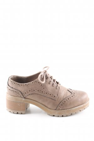 Bata Stivaletto marrone stile casual