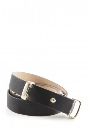 Bata Hip Belt black-gold-colored business style