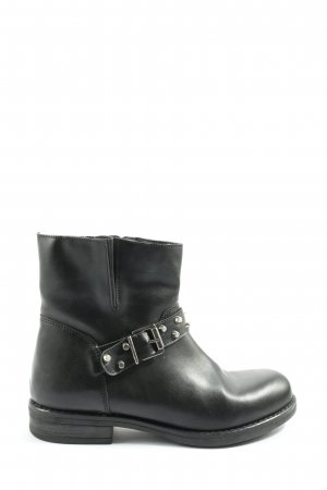 Bata Short Boots black business style