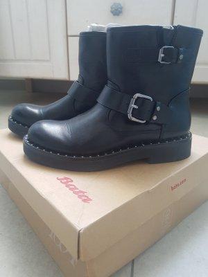 Bata Leder Boots Neu
