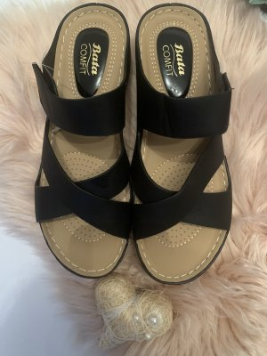 Bata Comfort Sandals black