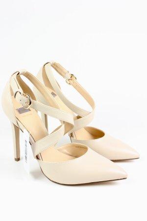 Bata Chaussures crème