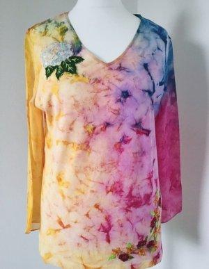 Express Maglia batik multicolore