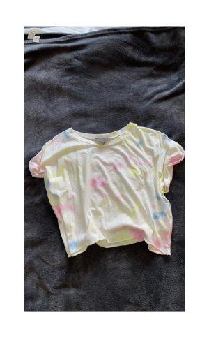 Batik Cropped Shirt