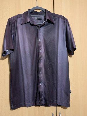 Camisa de manga corta gris
