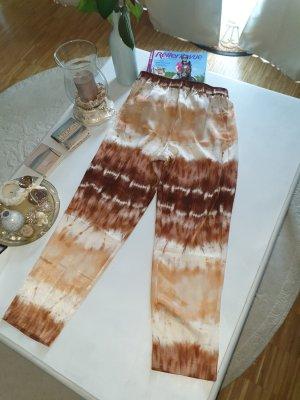 Batik Hose von Mango ungetragen