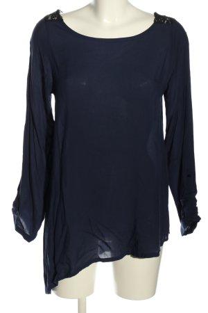 Batik Langarm-Bluse