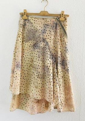 Stills Falda asimétrica multicolor Algodón