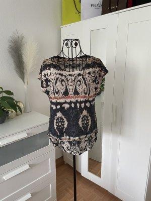 Koszulka typu batik Wielokolorowy