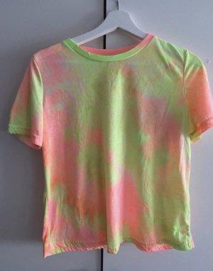 SheIn Batik Shirt multicolored