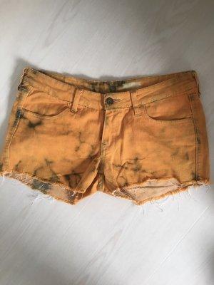 H&M Shorts naranja