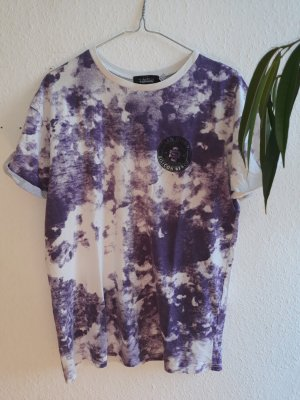 "Batik ""Silicone Beach"" Shirt, Oversized"