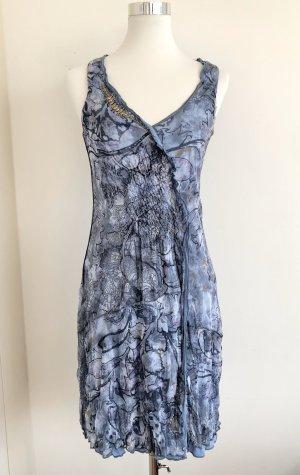 Batik Sommerkleid mit Details