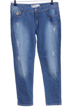 Batik Stretch Jeans blau Casual-Look