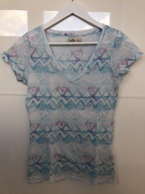 Batik T-Shirt von Hollister