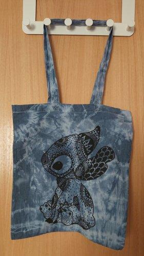 Batik Tasche Stich