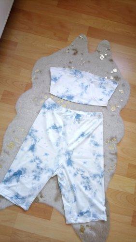 SheIn Twin Set tipo suéter white