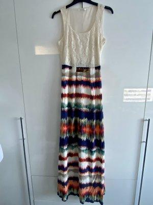 Batik Maxi-jurk veelkleurig