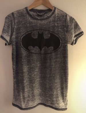 Batman T-shirt grijs-zwart