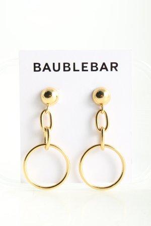 Baublebar Bungeloorbellen goud elegant