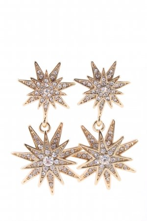 Baublebar Statement Earrings gold-colored-silver-colored elegant