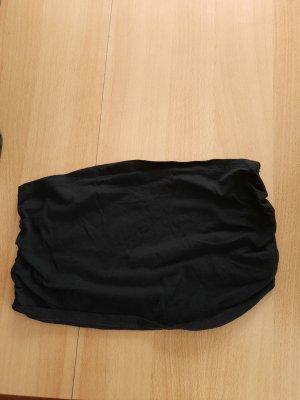 H&M Mama Fabric Belt black cotton