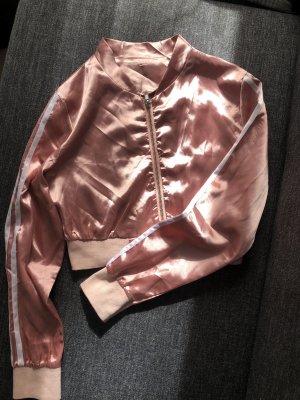 Unbekannter designer Smanicato sport verde scuro-color oro rosa Poliestere