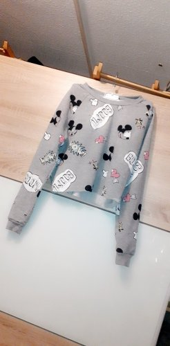 FB Sister Sweater Twin Set grey