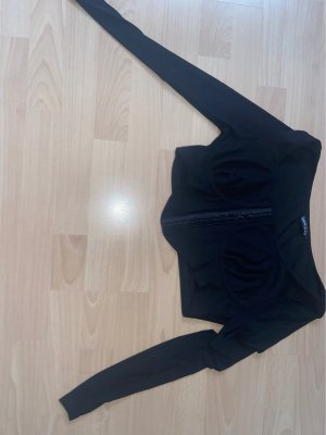Shine Basic Top black