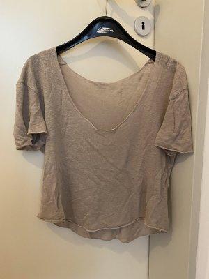Bauchfreies Shirt von Zara