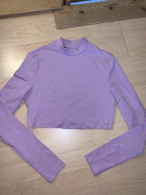 bauchfreiese langarm shirt