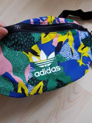 Adidas Mini Backpack blue-green