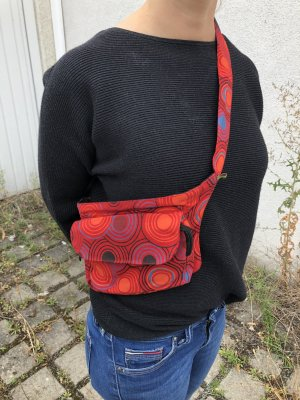 Bumbag red-black