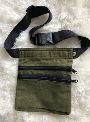 Bumbag khaki cotton