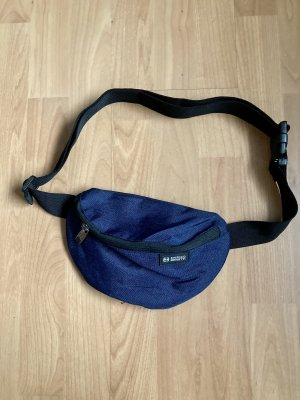 Bauchtasche in Jeansblau von Enrico Benetti