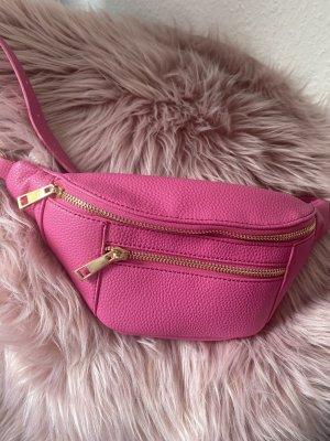 Bauchtasche Pink