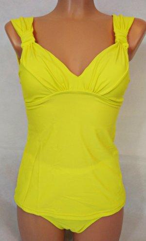 Heine Tankini yellow polyamide