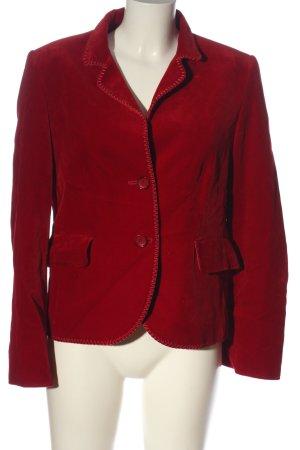 Bauer Short Blazer red business style