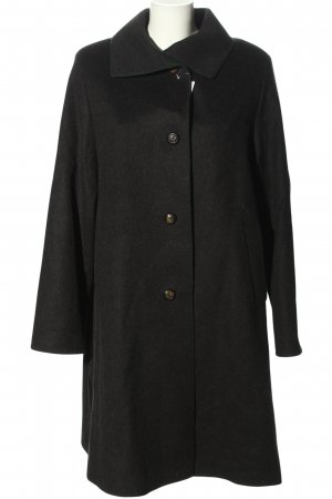Bauer pour Femme Wool Coat black flecked casual look