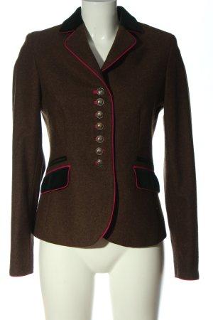 Bauer Traditional Jacket brown-pink elegant