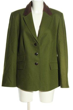 Bauer Woll-Blazer khaki Business-Look