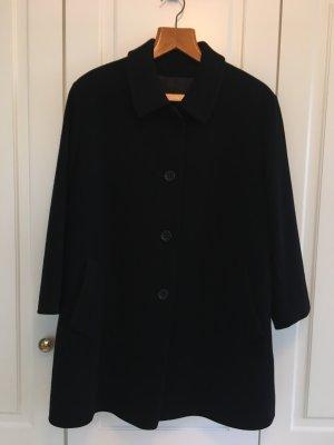 Bauer Cappotto in lana nero