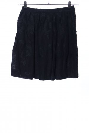 Baum und Pferdgarten Flared Skirt black casual look