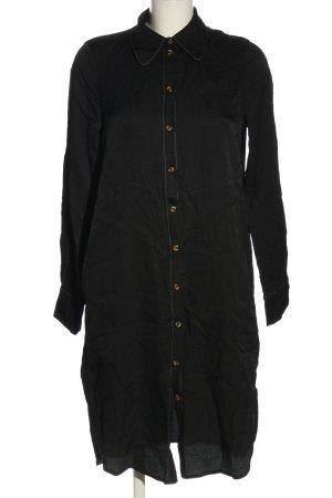 Baum und Pferdgarten Lange blouse zwart gestreept patroon casual uitstraling