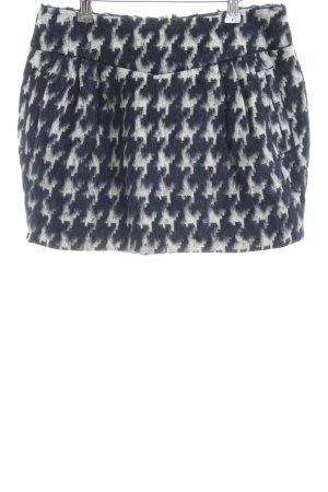 Baum und Pferdgarten Miniskirt black-white allover print business style